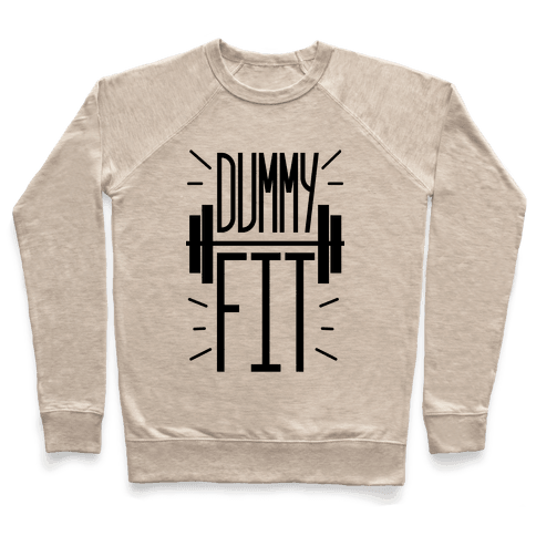 Dummy Fit Pullover