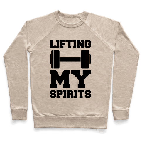 Lifting My Spirits Pullover