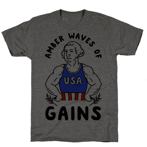 Amber Waves Of Gains