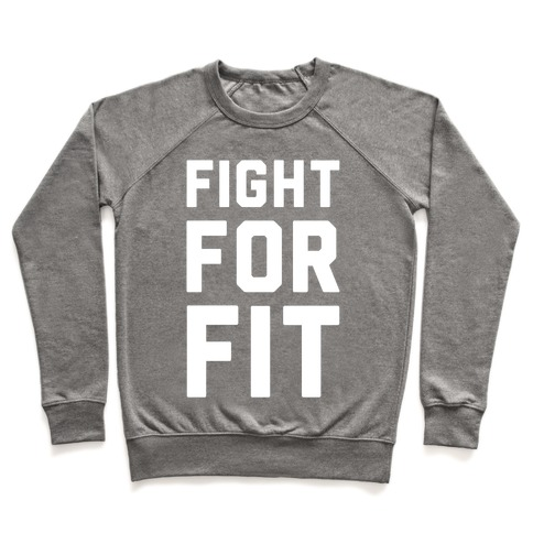 Fight For Fit Pullover