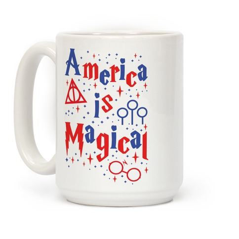 America Is Magical Coffee Mug