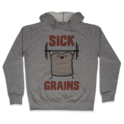 Sick Grains Hooded Sweatshirt