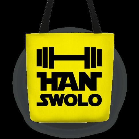 Han Swolo Tote