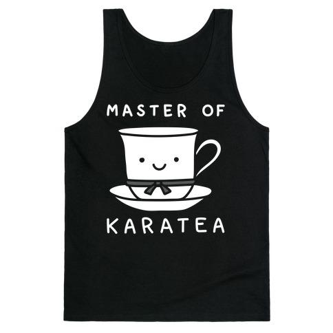 Master Of KaraTEA Tank Top