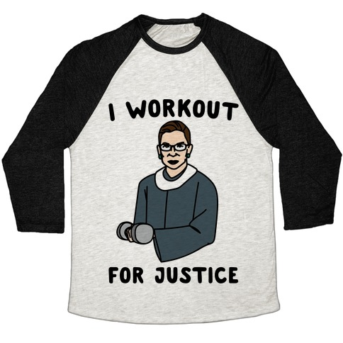 I Workout For Justice RBG Parody