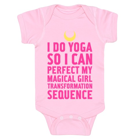 I Do Yoga Baby Onesy