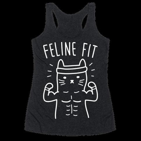 Feline Fit (White)