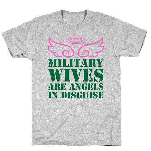 Military Wives T-Shirt