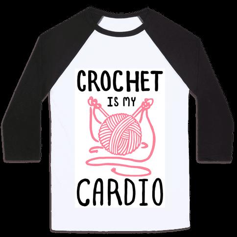 Crochet is my Cardio Baseball