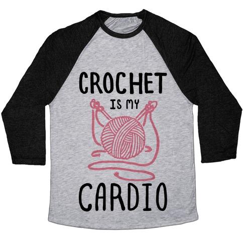 Crochet is my Cardio