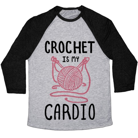 Crochet is my Cardio