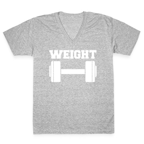 Weight Mates (1 of 2 pair) V-Neck Tee Shirt