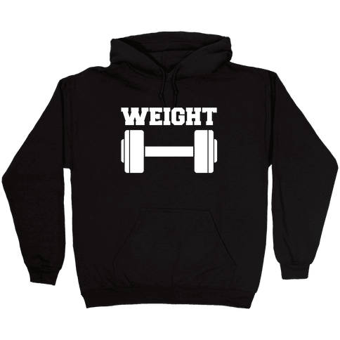 Weight Mates (1 of 2 pair) Hooded Sweatshirt