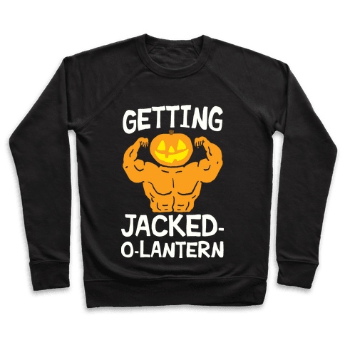 Getting Jacked-O-Lantern Pullover