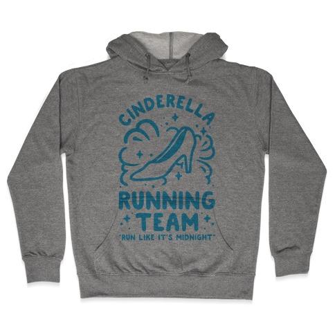 Cinderella Running Team Hooded Sweatshirt