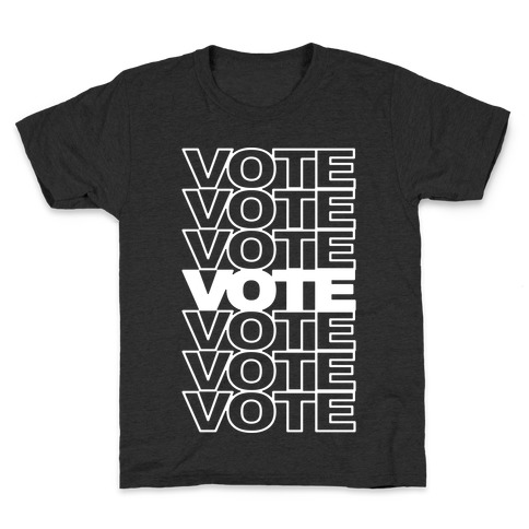Vote Vote Vote Kids T-Shirt
