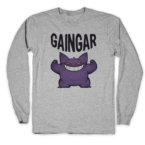 Gaingar Long Sleeve T-Shirt