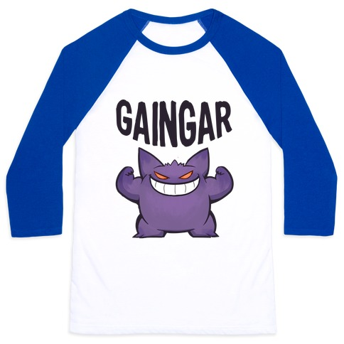Gaingar Baseball Tee