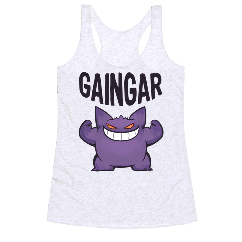 Gaingar Racerback Tank Top