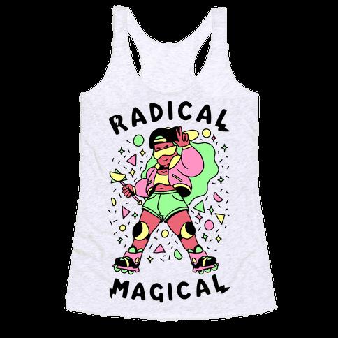Radical Magical Racerback Tank Top