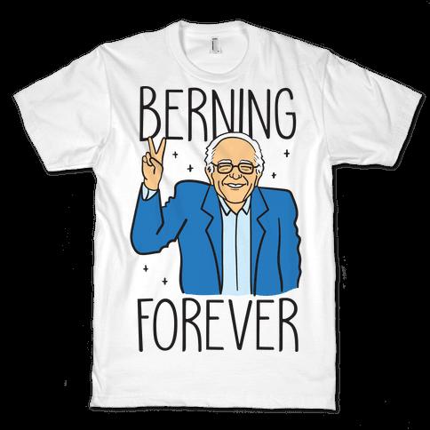 Berning Forever Tee