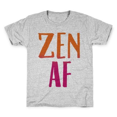 Zen Af Kids T-Shirt