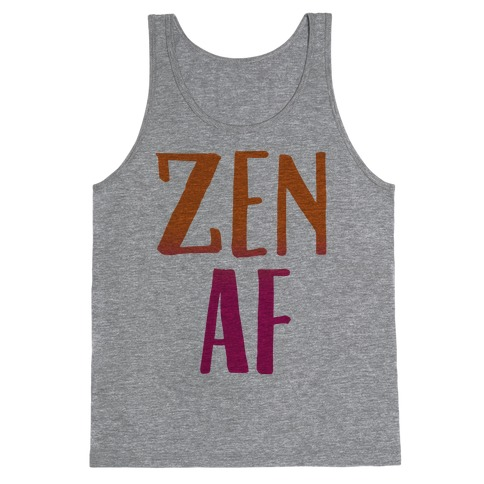 Zen Af Tank Top