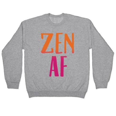 Zen Af Pullover