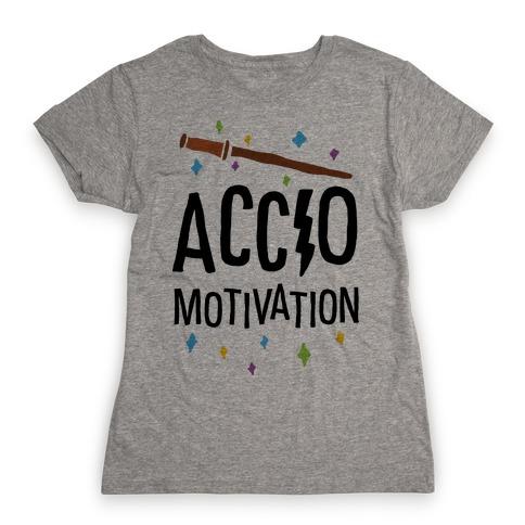 Accio Motivation Womens T-Shirt