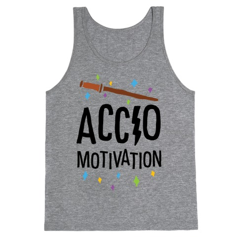 Accio Motivation Tank Top
