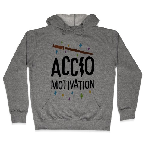Accio Motivation Hooded Sweatshirt