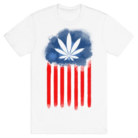 In Weed We Trust T-Shirt
