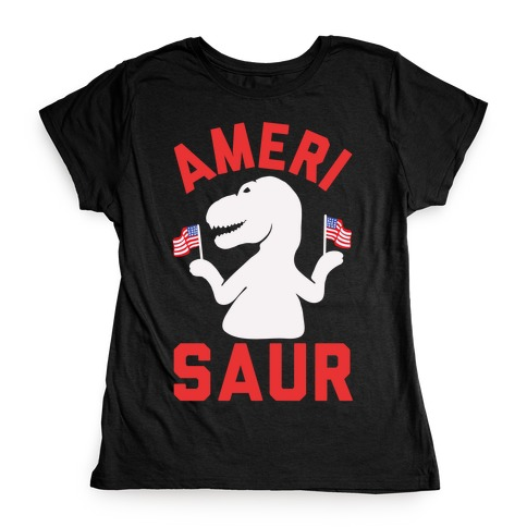 Amerisaur Womens T-Shirt