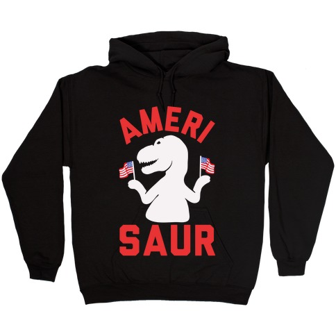 Amerisaur Hooded Sweatshirt