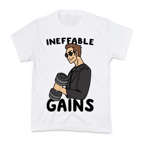 Ineffable Gains - Crowley Kids T-Shirt
