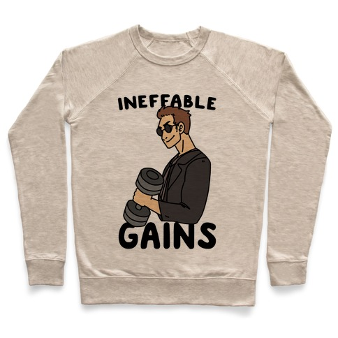 Ineffable Gains - Crowley Pullover
