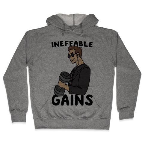 Ineffable Gains - Crowley Hooded Sweatshirt