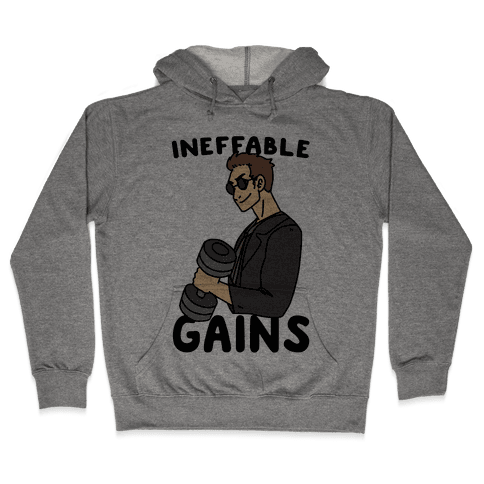 Ineffable Gains - Crowley Hooded Sweatshirt