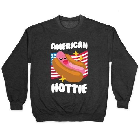 American Hottie (Hot Dog) Pullover