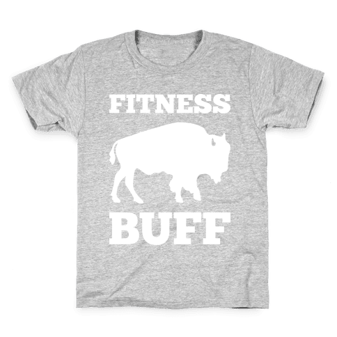 Fitness Buff Kids T-Shirt