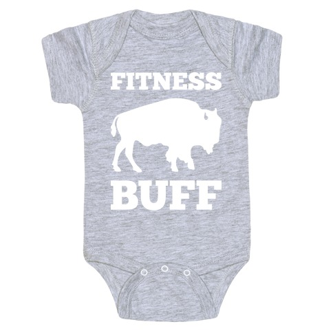 Fitness Buff Baby Onesy