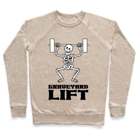 Graveyard Lift Pullover