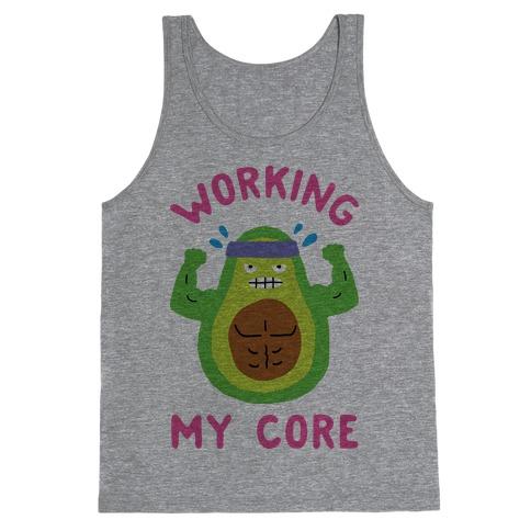 Working My Core Tank Top