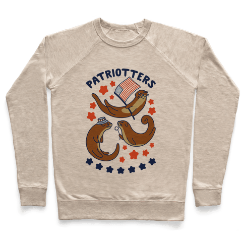 Patriotters Pullover