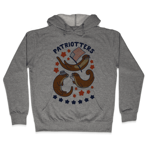 Patriotters Hooded Sweatshirt