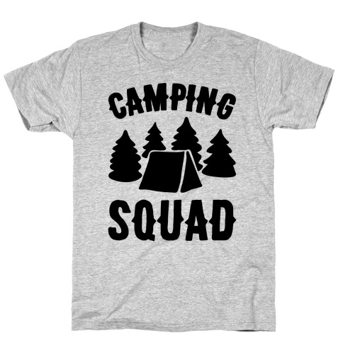 66074d8bd96f Camping T-Shirts | Merica Made