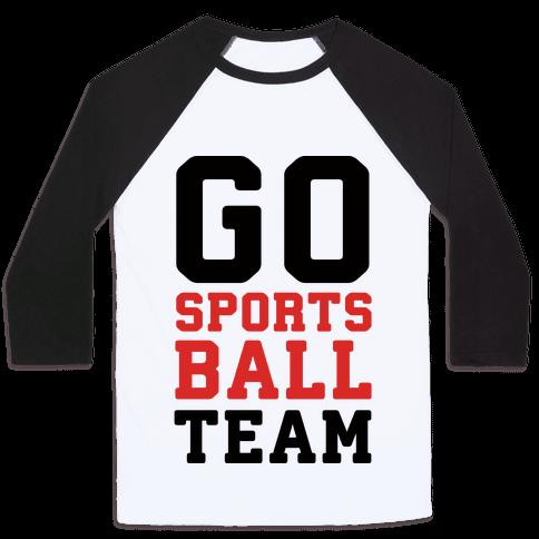 Go Sports Ball Team