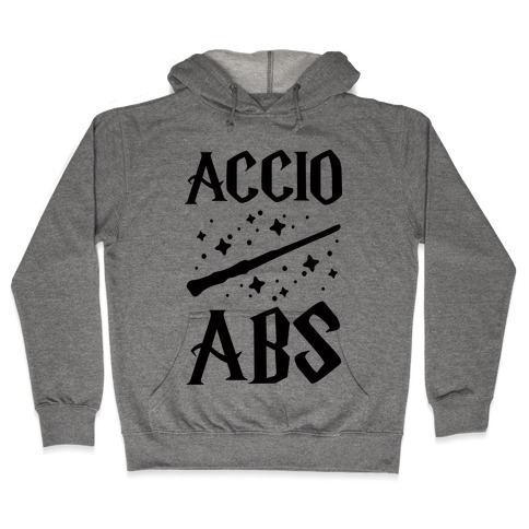 Accio Abs Hooded Sweatshirt