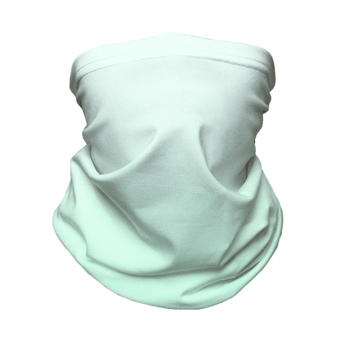 Sea Foam Neck Gaiter Neck Gaiter