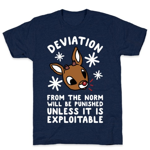 Deviation Rudolf T-Shirt